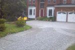 Single Family Home Driveway15
